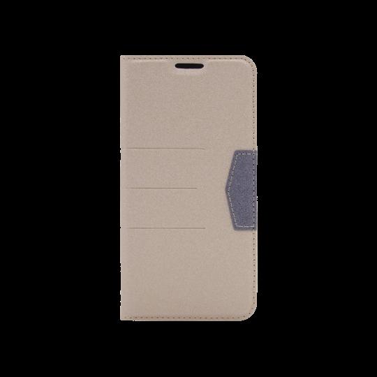 Samsung Galaxy A20 / A30 - Preklopna torbica (47G) - bež