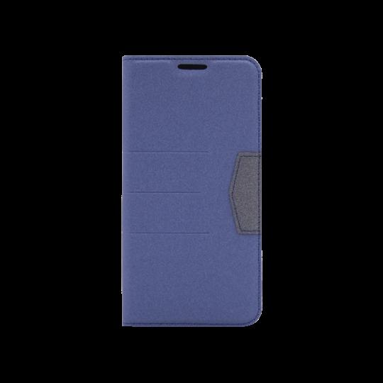 Samsung Galaxy A20 / A30 - Preklopna torbica (47G) - modra