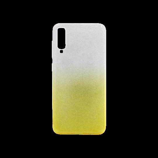 Samsung Galaxy A50/A30s/A50s - Gumiran ovitek (TPUB) - rumena