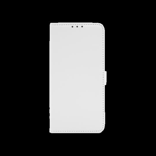 Samsung Galaxy A10 - Preklopna torbica (WLG) - bela