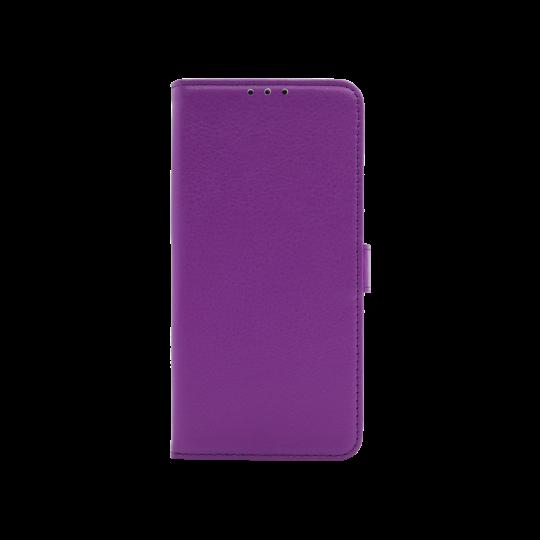 Samsung Galaxy A10 - Preklopna torbica (WLG) - vijolična
