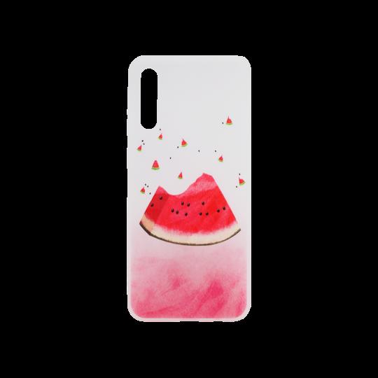 Samsung Galaxy A50/A30s/A50s - Gumiran ovitek (TPUP) - Watermelon