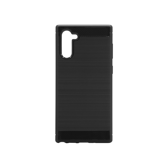 Samsung Galaxy Note 10 - Gumiran ovitek (TPU) - črn A-Type