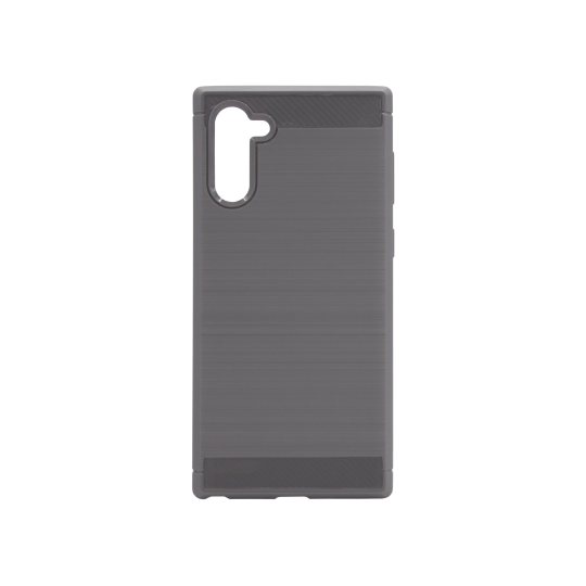 Samsung Galaxy Note 10 - Gumiran ovitek (TPU) - siv A-Type