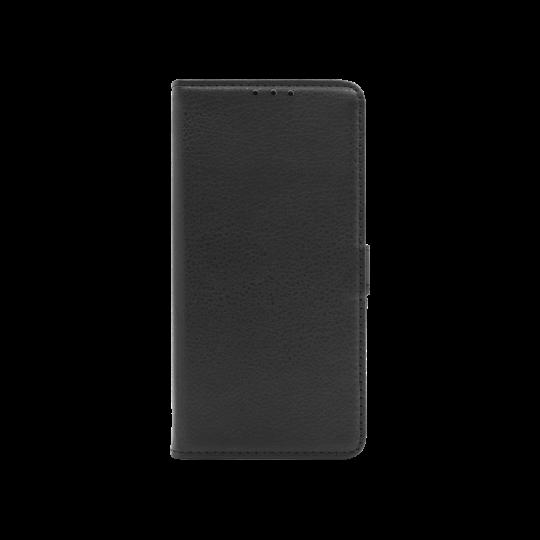 Samsung Galaxy Note 10 - Preklopna torbica (WLG) - črna