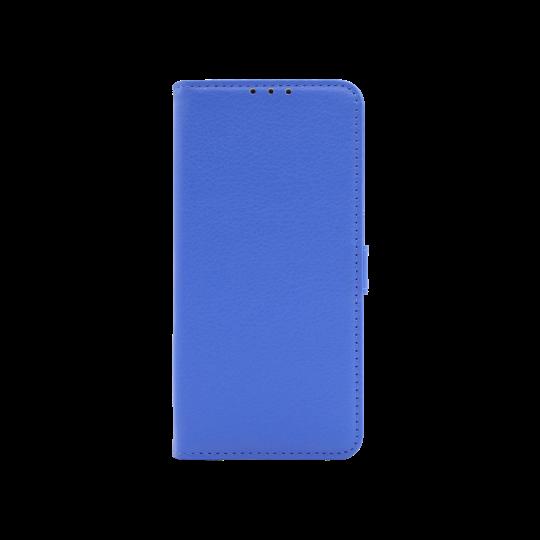 Samsung Galaxy Note 10 - Preklopna torbica (WLG) - modra