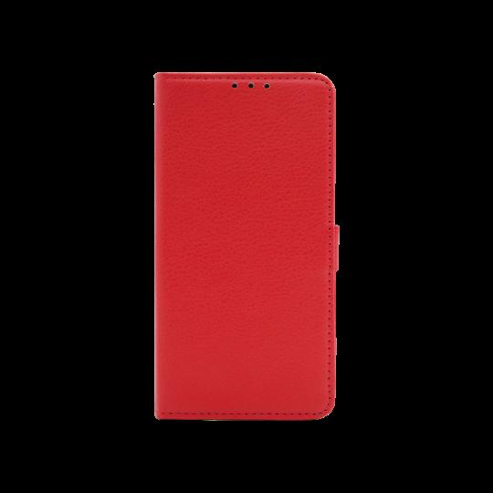 Samsung Galaxy Note 10 - Preklopna torbica (WLG) - rdeča