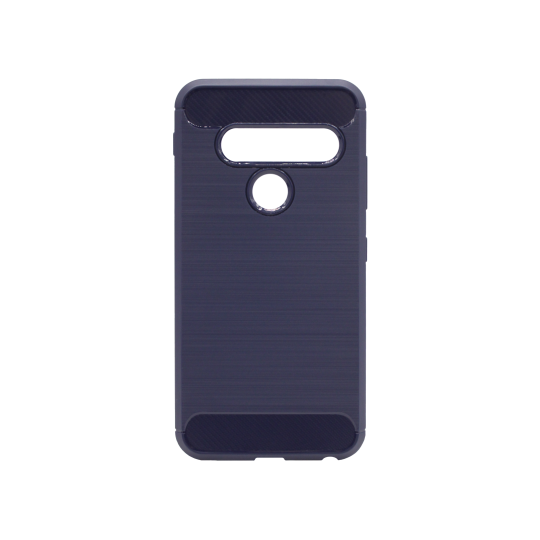 LG G8s ThinQ - Gumiran ovitek (TPU) - moder A-Type