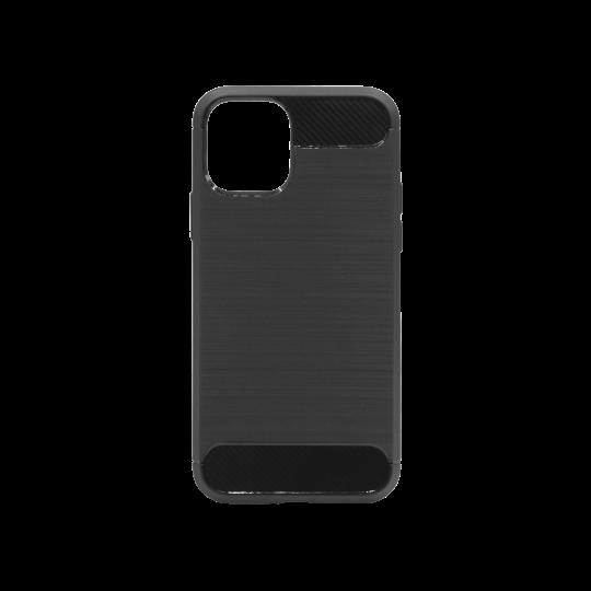 Apple iPhone 11 Pro - Gumiran ovitek (TPU) - črn A-Type