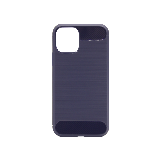 Apple iPhone 11 Pro - Gumiran ovitek (TPU) - moder A-Type