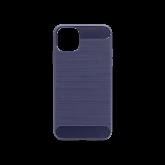 Apple iPhone 11 Pro Max - Gumiran ovitek (TPU) - moder A-Type
