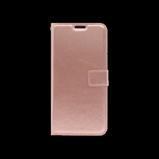 Huawei P Smart Z - Preklopna torbica (WLC) - roza-zlata