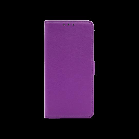 Apple iPhone 11 Pro Max - Preklopna torbica (WLG) - vijolična