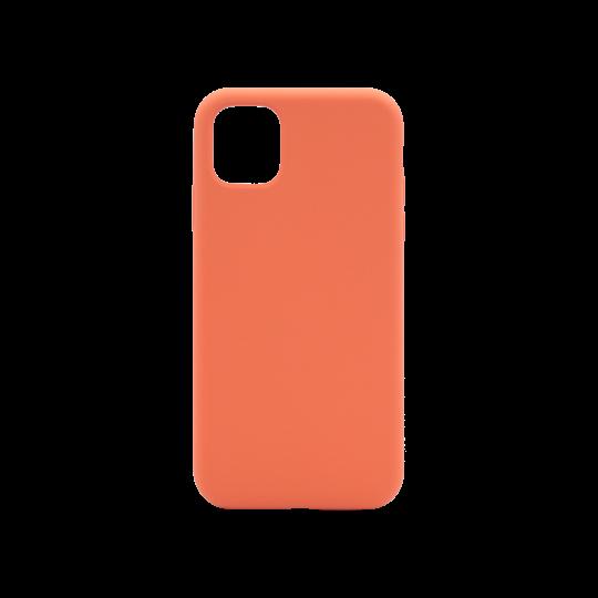 Apple iPhone 11 Pro - Silikonski ovitek (liquid silicone) - Soft - Nectarine