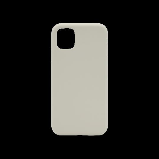 Apple iPhone 11 Pro - Silikonski ovitek (liquid silicone) - Soft - Stone