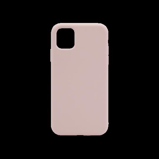 Apple iPhone 11 - Silikonski ovitek (liquid silicone) - Soft - Pink Sand