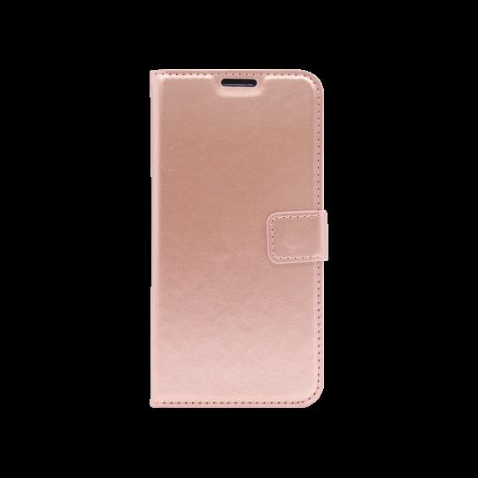 Huawei Honor 20 - Preklopna torbica (WLC) - roza-zlata