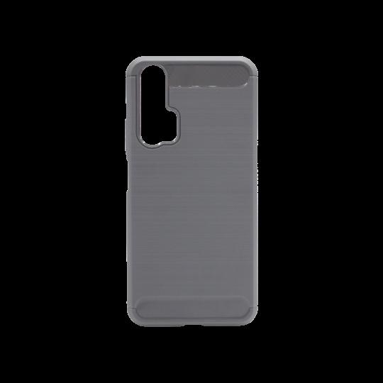 Huawei Honor 20 / Nova 5T - Gumiran ovitek (TPU) - siv A-Type