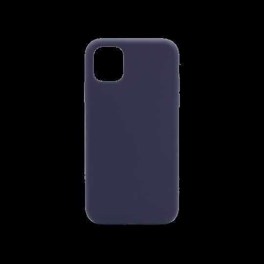 Apple iPhone 11 Pro - Silikonski ovitek (liquid silicone) - Soft - Midnight Blue