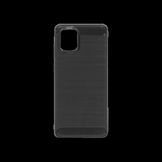 Samsung Galaxy Note 10 Lite - Gumiran ovitek (TPU) - črn A-Type