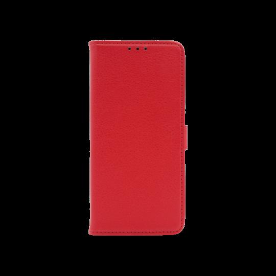 Samsung Galaxy Note 10 Lite - Preklopna torbica (WLG) - rdeča