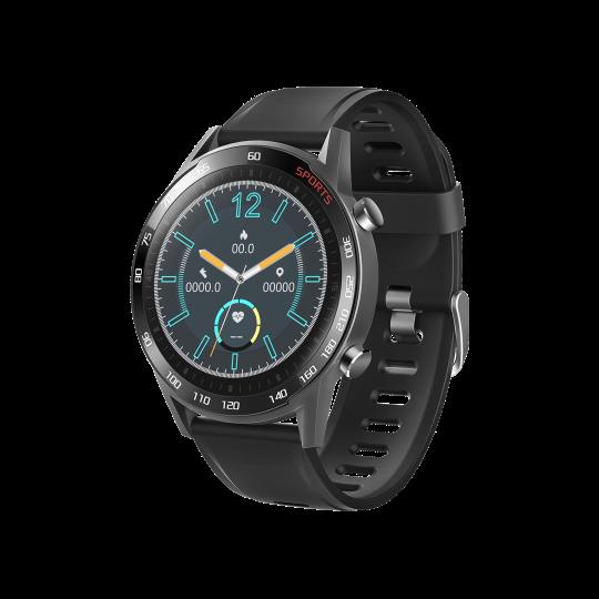 Pametna ura V33T - črna
