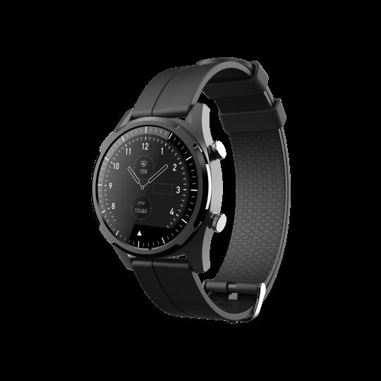 GPS pametna ura GPSFit Pro 1860 V2 - črna
