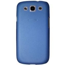 Samsung Galaxy S3 - Okrasni pokrovček (16) - moder