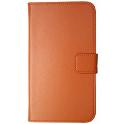 Samsung Galaxy Note 2 - Preklopna torbica (04) - oranžna