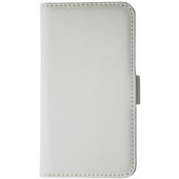 Samsung Galaxy S II - Preklopna torbica (WL) - bela