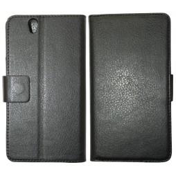Sony Xperia Z yuga - Preklopna torbica (WL) - črna