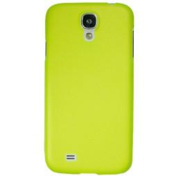 Samsung Galaxy S4 - Okrasni pokrovček (16) - rumen