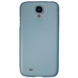 Samsung Galaxy S4 - Okrasni pokrovček (16) - moder