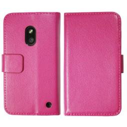 Nokia Lumia 620 - Preklopna torbica (WL) - roza