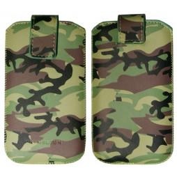 Chameleon Army 115 x 59 (žepek) - zelena