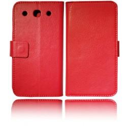 LG Optimus G Pro - Preklopna torbica (WL) - rdeča