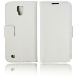 Samsung Galaxy S4 Active - Preklopna torbica (WL) - bela