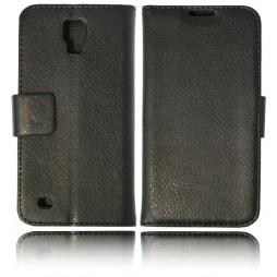 Samsung Galaxy S4 Active - Preklopna torbica (WL) - črna