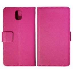 Samsung Galaxy Note 3 - Preklopna torbica (WL) - roza