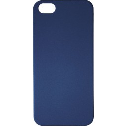 Apple iPhone 5/5S/SE - Okrasni pokrovček (06) - temno moder