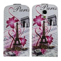 Samsung Galaxy S4 Mini - Preklopna torbica (40) - Pink Paris