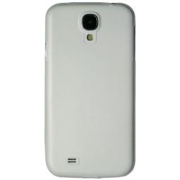Samsung Galaxy S4 - Gumiran ovitek (TPUT) - bel