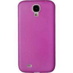 Samsung Galaxy S4 - Gumiran ovitek (TPUT) - roza