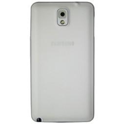 Samsung Galaxy Note 3 - Gumiran ovitek (TPUT) - bel