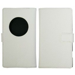 Nokia Lumia 1020 - Preklopna torbica (WL) - bela