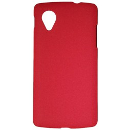 LG Nexus 5 - Okrasni pokrovček (06) - rdeč