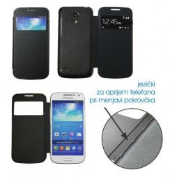Samsung Galaxy S4 Mini - Preklopna torbica (BT) - črna