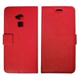 HTC One Max - Preklopna torbica (WL) - rdeča