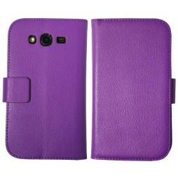 Samsung Galaxy Grand/Grand Neo - Preklopna torbica (WL) - vijolična