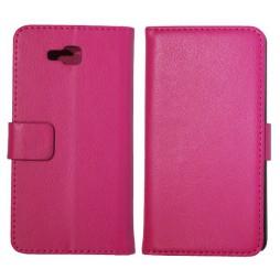 LG Optimus L9 II - Preklopna torbica (WL) - roza